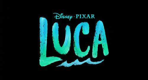 动画影片《卢卡》首曝概念图及片名logo