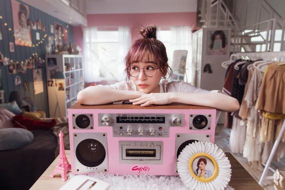 王心凌《My! Cyndi!》9月20日发行 重录演唱会曲目