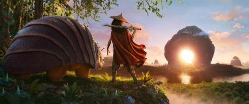 动画电影《寻龙传说》曝光首张概念图