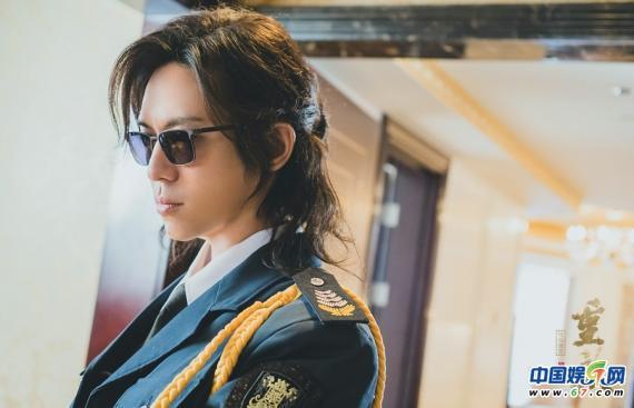 陈楚河《重启之极海听雷》收官 用心诠释黑眼镜收获好评