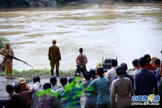 电影《芙蓉渡》再曝预告 面对屠杀唯有抵抗