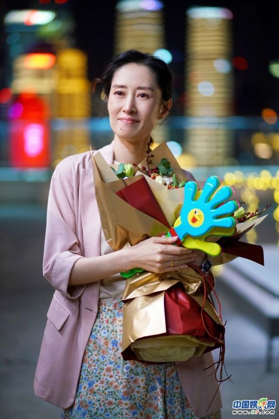 刘敏涛《生活家》杀青 无缝进组《对你的爱很美》