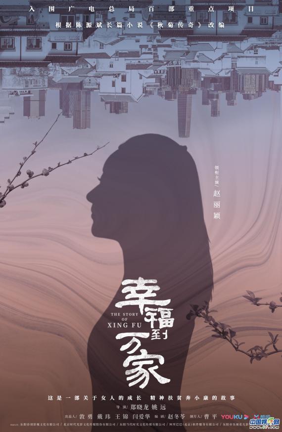 《幸福到万家》首发预告片 赵丽颖罗晋演绎励志人生