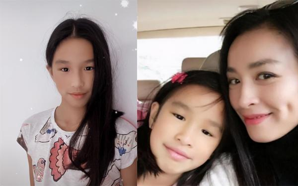 张庭10岁女儿首次回应长相争议:我又不是靠脸吃饭