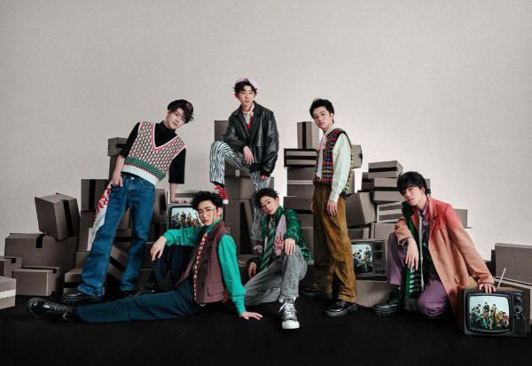 BOY STORY全新专辑《I=U=WE: 我》上线 讲述少年成长的苦与甜