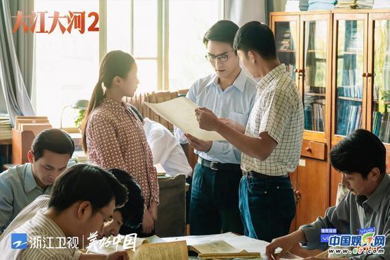 用理想的光点亮奋斗的前路 浙江卫视《大江大河2》热播获好评