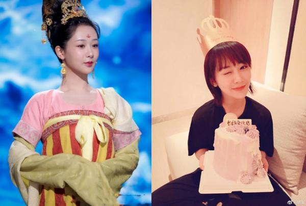 女星国家宝藏古装造型:佟丽娅国色天香 杨紫温柔优雅