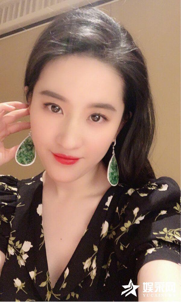 """刘亦菲成为LV新代言人""""菲律宾"""" 正规旅程开始"""