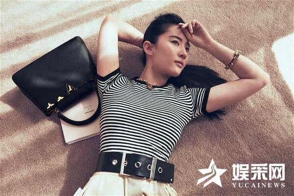 """刘亦菲成为LV新代言人 """"菲""""常之旅就此开启"""