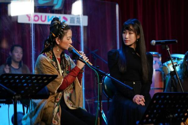 云辉和新嘉宾优酷音乐节目《杰出原创》谈新音乐