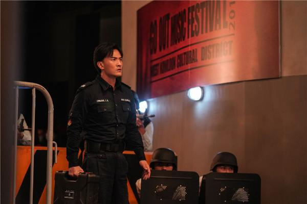 《我们与恶的距离》柯蓝、刘孜实力飙戏 《我就是演员》今晚献上首轮赛段最后五大剧
