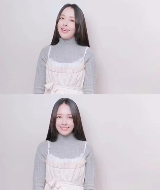 郭碧婷产后综艺首秀曝光 长发淡妆出镜温柔甜美