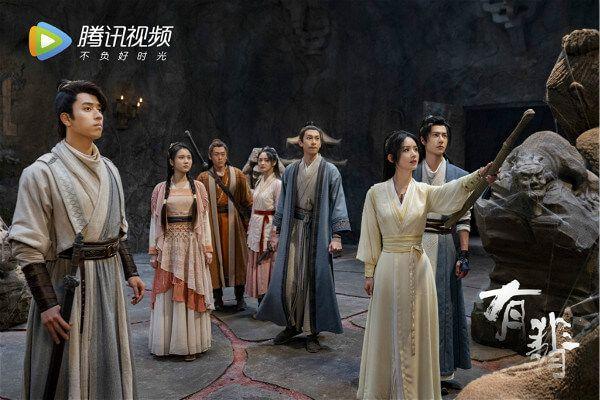 电视剧《有翡》今晚大结局 赵丽颖即将上演赴殊死一战