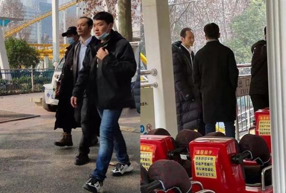 黄晓明新片《戴假发的人》造型曝光 秃顶瘦20斤显沧桑