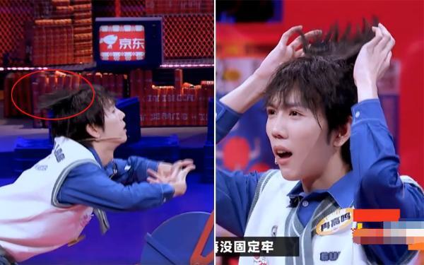 陈伟霆无情揭穿魏大勋假发歪了,戴假发的明星比你想象得更多!