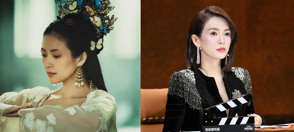 《上阳赋》美女盘点:章子怡演少女 郑钧的老婆很清纯