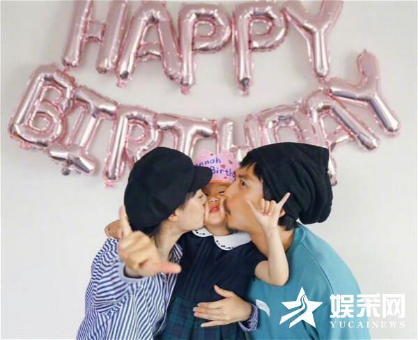 邓超孙俪十一周年结婚纪念日 同时也是邓超生日