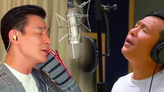 刘德华宋小宝合唱天意 老歌新唱重新诠释时代金曲!