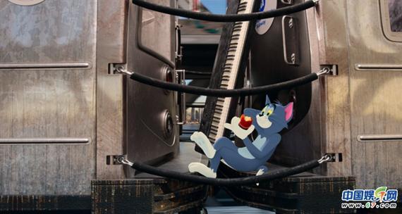 《猫和老鼠》发布超欢乐街采特辑 汤姆杰瑞引爆集体回忆杀
