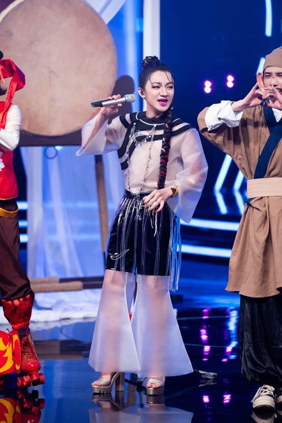 《百变大咖秀》黄祖霖反弦表演完美复制品《扯谎哥》