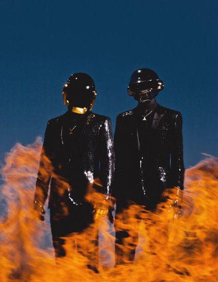 传奇电音Daft Punk解散 一代灵魂组合结束了
