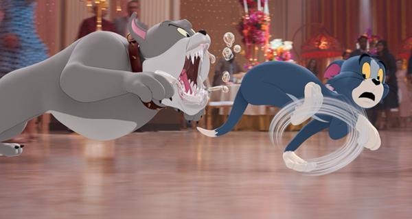 """《猫和老鼠》曝""""欢乐时光机""""版手绘图 秒回童年引爆最强情怀杀"""
