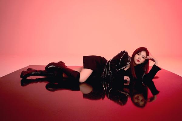 汪欣晨思考最新数字EP在线《GOT MY WAY》舞步升级