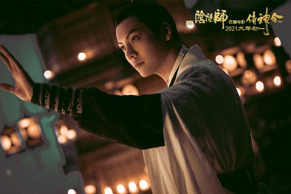 殿堂级大师梅林茂为《侍神令》配乐 陈坤周迅携群星共献绝美视盛宴