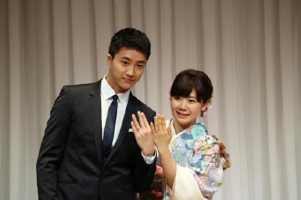 日媒称福原爱江宏杰准备分居 双方均已否认婚变