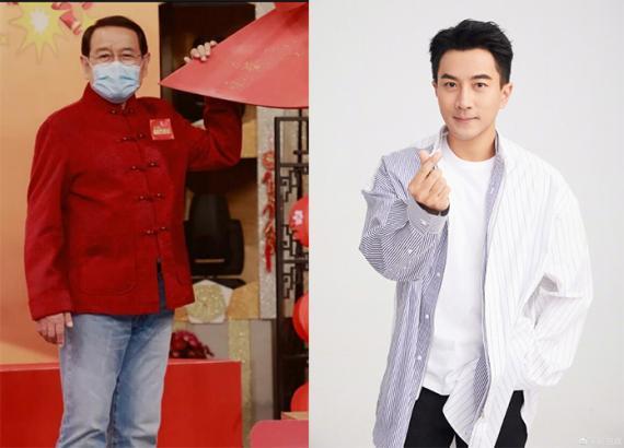 刘华威的父亲说 他的儿子已经与他的孙女团聚 并被要求杨幂保持沉默