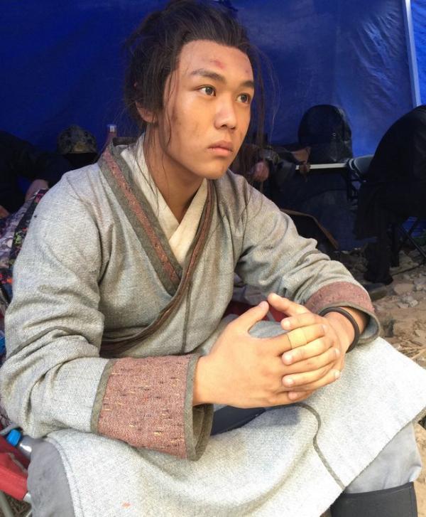 古装历史大剧《上阳赋》热播 魏子涵出演聂小禾演技精湛