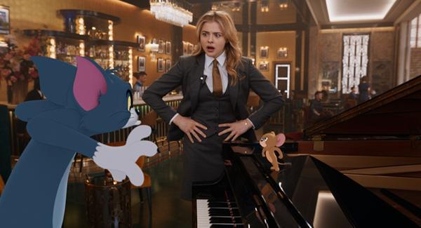 《猫和老鼠》发布《告诉评委》版本预告汤姆杰瑞电影院笑元宵