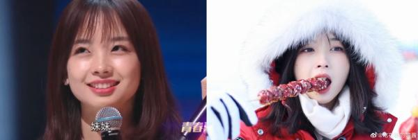央视镜头下的明星:丁真对镜甜笑 王冰冰初恋脸让人心动