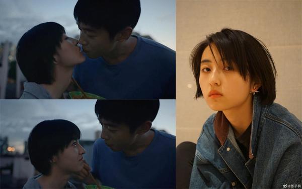 妹妹们的荧幕初吻!杨紫拍了足足3小时 张子枫吻戏有点甜