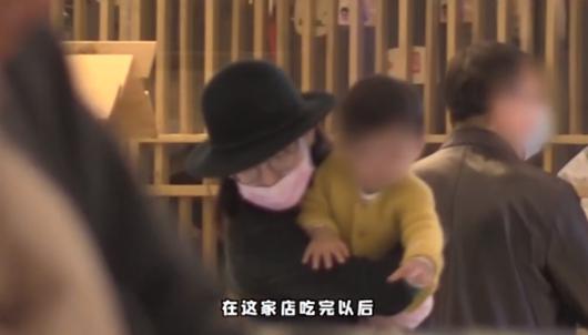 网络曝光贾尼斯带着孩子露面 张雨剑真的是秘密结婚生子?