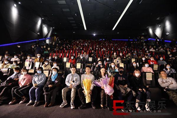 片名:电影《又见奈良》北京暖首映迎泽克服语言困难演技得到肯定
