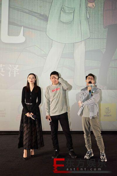 电影《又见奈良》北京温暖首映 英泽克服语言难关演技被肯定