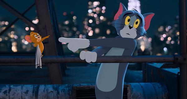 """《猫和老鼠》曝""""最佳损友""""版预告  """"猫鼠式""""好友引爆共鸣"""