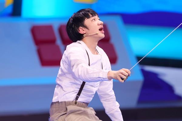 《接招吧前辈》王祖蓝获称浓缩型艺人分享模仿秘籍