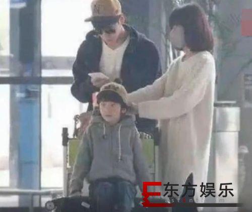 张亮为前妻寇静庆生 网友:这离婚比没离婚的还恩爱!