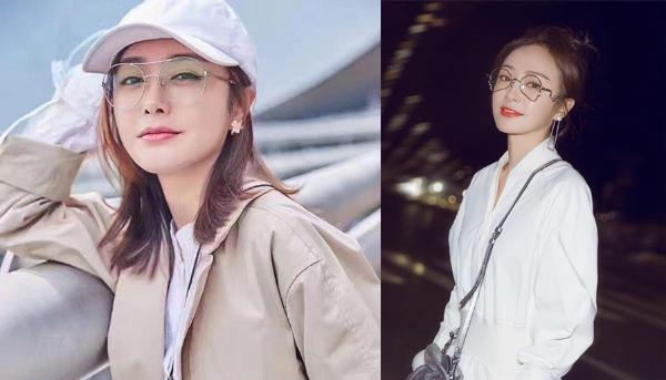 女演员眼镜杀:刘亦菲好清新 童装干练