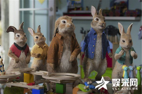 冒险喜剧片《比得兔2:逃跑计划》 5月14日北美上映