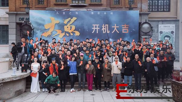 电影《大鱼2狂暴大鱼》创业张文首次挑战恐怖片