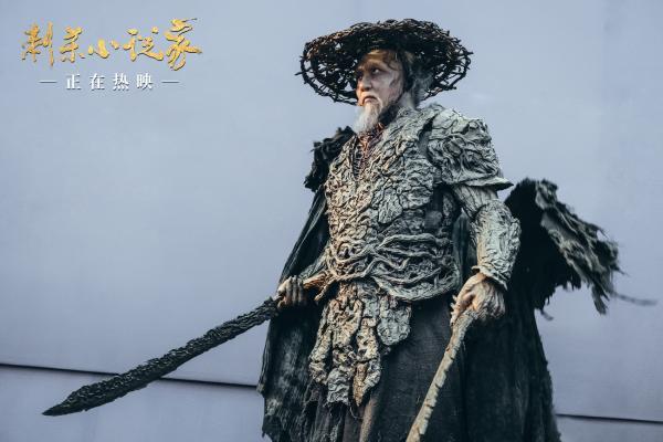 """《刺杀小说家》热映中,小说家宇宙引期待 路阳透露""""第二部将有新角色加入"""""""