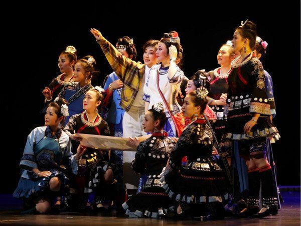 上海越剧院创排扶贫题材大戏《山海情深》深深有情!