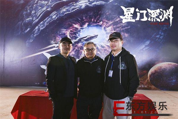 电影《星门深渊》启动近万米真实棚子打造科幻巨制