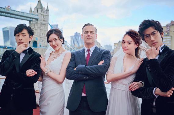 白客首次出演浪漫爱情轻喜剧 《合法伴侣》今日正式上映