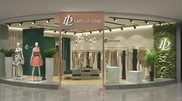 意大利轻奢女装品牌LD进驻中国