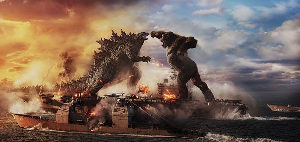 《哥斯拉大战金刚》定档3月26日 好莱坞激爽大片年度必看