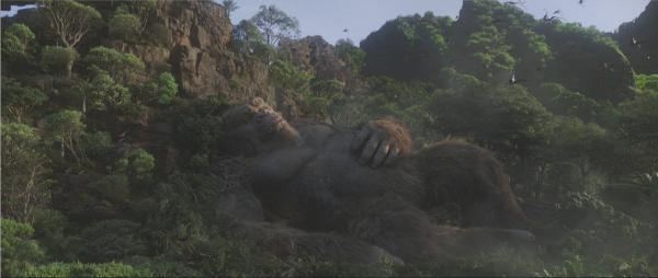 《哥斯拉大战金刚》曝光《巨兽觉醒》片段金刚本色主演大家